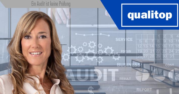 Ein Audit ist keine Prüfung